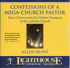 Confessions of a Mega-Church Pastor - Allen Hunt - CD