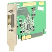 DVI video card PCI-E low profile for select Optiplex desktops