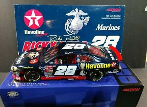 Rick Rudd #28 ARMED FORCES / MARINES 2000 Ford Taurus RCCA Action 1:24