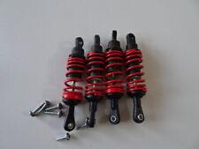 BYCMO DeAgostini SUBARU conjunto de 4 Muelles los golpes y Rojo Vintage