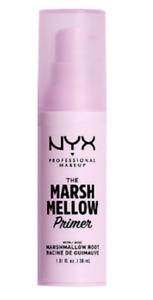 NYX The Marsh Mellow Primer. Marshmallow Root. NEW. 1.01OZ MMP01