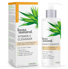 Facial Cleanser - Vitamin C Face Wash - Anti Aging, Breakout & Blemish, Wrinkle