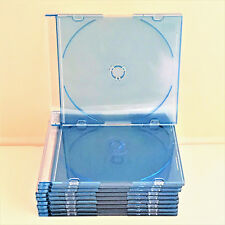 Slim Jewels Lot of 10 Blue Empty Case Holders