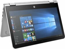 HP Pavilion x360 13-u107na Touch Convertible Ordinateur portable i3-7100U 8 Go 1 To Win10 Silve