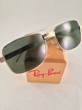 Vintage Ray Ban Bausch and Lomb Explorer 1/30 10k GO Gold B&L 58[]18 USA