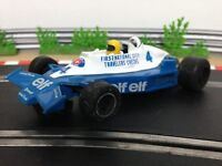 Scalextric Car Vintage Tyrrell 008 No4 C135 Blue