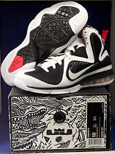 2011 Nike Lebron 9 IX Freegums Miami Exclusive Collector Box SZ 10 (469764-101)