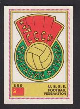 Panini - Euro Football 76/77 - # 263 SSSR Badge