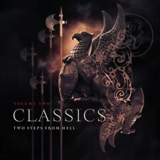 Classics, Vol. 2 by Two Steps From Hell (CD-2015) NEW-Free Shipping