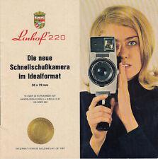 Linhof  220 - Prospekt