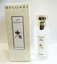 Eau Parfumee Au the Blanc Bvlgari for Women EDC Perfume Spray 2.5oz New & Sealed