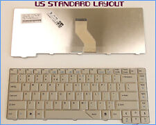 New Laptop US Keyboard for Acer Aspire 4260 4315 4520 4530 AS4520-5582 Gray