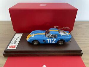 Ferrari 250 GTO #3445GT 1/43 SCM no BBR Rare