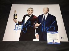 Anderson Cooper & Andy Cohen Signed 11x14 Photo TV Personalities Beckett #2