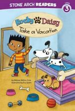 Rocky and Daisy Take a Vacation (My Two Dogs)-ExLibrary