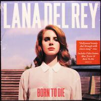 Lana Del Rey - Born to Die [Latest Pressing] New + Sealed LP Vinyl Record Album