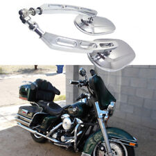 For Harley Davidson Electra Glide Classic FLHTCI Dyna Motorcycle Mirrors Chrome