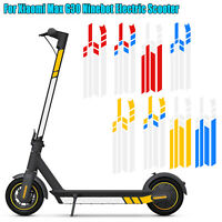 PVC Reflective Stickers Decals for Xiaomi Max G30 Ninebot Electric Scooter BUS