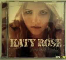 2003 Katy Rose Because I Can one used CD in complete untested condition