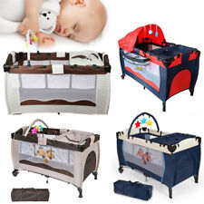 Reisebett Kinderbett Babybett Spielbett Klappbett Bett Laufstall Bett Praktisch