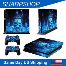 Stickers for Sony Playstation 4 Games Console Dualshock 4 Two Controllers Skin
