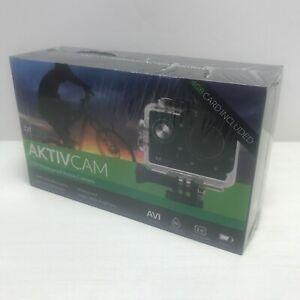Korb Action Kamera aktivcam 720p Wasserdicht Case Helm Bike Mounts NEU