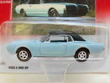 JOHNNY LIGHTNING - CLASSIC GOLD COLLECTION - 1967 MERCURY COUGAR - 1/64 DIECAST