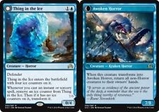 [1x] Thing in the Ice // Awoken Horror [x1] Shadows Over Innistrad Near Mint, En
