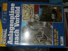 31$$ Revue Eisenbahn Journal 11/2000 Anlagenplane Nach Vorbild ......