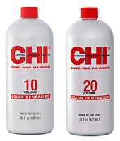 CHI Color Generator 10v or 20v Developer 3oz, 30oz (CHOOSE YOURS)