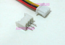 JST 1.25mm Pitch Mini 3-Pin Female Connector wire 15cm Male Vertical Header x 10