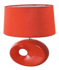 Lampes rouge pour le salon