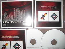 2 CD The Glow Of Love + Miracles + Mixes Change Funk / Soul Chic Luther Vandross