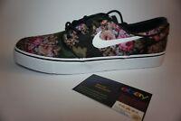 Nike ZOOM STEFAN JANOSKI PR Black Floral Digi Camo 333824-360 Men's Shoe