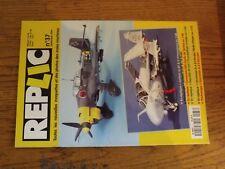 $$$ Revue Replic N°37 Junkers Ju 87 B-2Kawanishi NIK1 KyofuRepublic RF-84 F