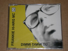 FRANKIE HI-NRG MC - DIMMI DIMMI TU - CD SINGOLO SIGILLATO (SEALED)