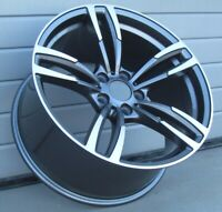 20 pouce jantes Ensemble Pour BMW 3-E90/91 4-F32/33 5-F10/11 6-F12/06 437 style