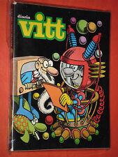 DIARIO VITT-CON JACOVITTI-1976/1977 EDIZIONI AVE DEL VITTORIOSO NUOVO JAC