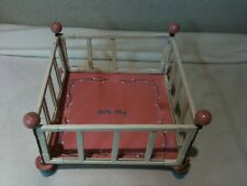 Keystone Baby Sister Wood Toy Dolly Play Playpen