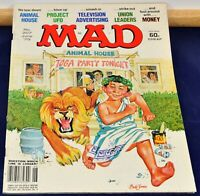 Vintage Mad Magazine, E.C. Pub. - #207 June 1979 $0.60 - VF