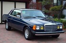 1985 Mercedes-Benz 300-Series 2 door coupe