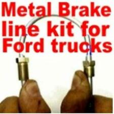 All Metal brake lines Ford Truck 1959 1960 1961 1962 1963 1964 1965 1966 1967