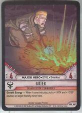 Huntik PROMO FOIL Grier Organization Commander PRO_002