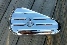 Chrome Left Side Tool Box w/Mount Harley Softail 1984-99 PRICE LOWERED WAS $127