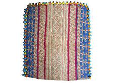 antike afghan Nomaden gestickte Geldbeutel beutel bag Portemonnaie Geldbörse N16