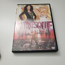 Burlesque DVD Cher Christina Aguilera D8