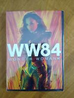 Wonder Woman 1984 (DVD, 2020) Brand New Movie Gal Godot
