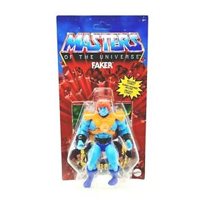 Masters of the Universe Origins Faker Action Figure UNPUNCHED MINT CONDITION