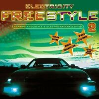 Electricity Freestyle 2 (1999) Southside Rockers, Beatbox feat. Rael, Lil.. [CD]