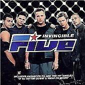 5ive - Invincible (2001)